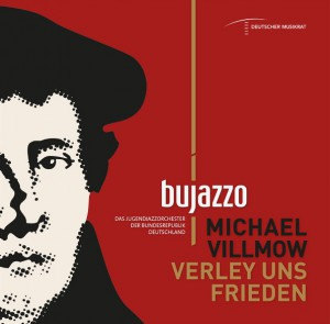 BuJazzO Verley uns Frieden | Frontcover